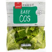 Pams Fresh Express Baby Cos Lettuce Salad 120g