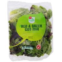 Pams Fresh Express Green & Red Cos Salad Mix 120g
