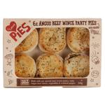 I Love Pies Angus Beef Pies 1ea