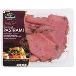 Farmland Just Cut Beef Pastrami Shaved 100g