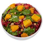 Service Deli Pumpkin Salad with Hummus 1kg