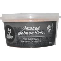 The Smokehouse Smoked Salmon Pate 190g