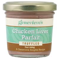 Genevieve's Truffled Chicken Liver Parfait 100g
