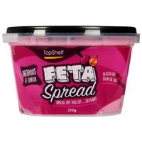 TopShelf Beetroot & Onion Feta Spread 210g
