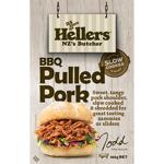 Hellers BBQ Pulled Pork 180g