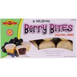 Jon-Jon Gluten Free Berry Bites 8ea