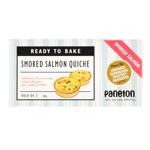Paneton Smoked Salmon Quiche 260g