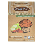 Yes You Can Gluten Free With Reduced Sugar Apple & Cinnamon Muffin Mix 400g