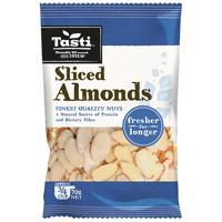 Tasti Sliced Almonds 70g