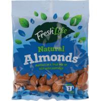 Fresh Life Natural Almonds 150g