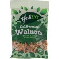 Fresh Life Californian Walnuts 150g