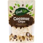 Fresh Life Coconut Chips 80g