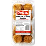 Delish Anzac Oat & Honey Cookies 350g