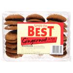 Kaye's Gingernut Biscuit Bites 24ea