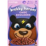 Freedom Foods Brekky Heros Choc Boulders 260g