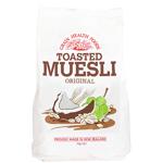 Grain Health Foods Toasted Muesli 1kg