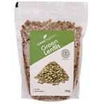 Ceres Organics Green Lentils 500g