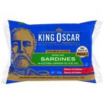 King Oscar Sardines In Extra Virgin Olive Oil 105g
