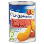 Weight Watchers Sliced Peaches 400g