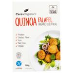 Ceres Organics Quinoa Falafel Organic Quick Meal 150g