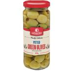 Sandhurst Pitted Green Olives 350g