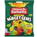 Maynards Bassetts Midget Gems Confectionery 160g