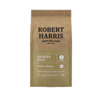 Robert Harris Arabica Gold Strong Whole Beans 100% Arabica Fresh Coffee 200g