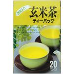Meicha Kobo Genmai Green Tea Bags 20ea