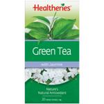 Healtheries Green Tea With Jasmine 20ea