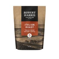 Robert Harris Italian Roast Dark 5 Freeze Dried Instant Coffee 90g