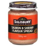 Salisbury Salmon & Shrimp Savoury Spread 100g