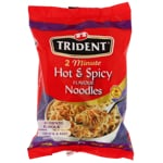 Trident Hot & Spicy 2 Minute Noodles 85g