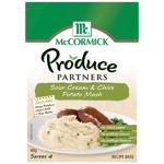 McCormick Sour Cream & Chives Potato Mash 40g