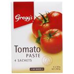 Gregg's Tomato Paste 4pk 200g