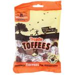 Walkers Treacle Toffees 150g