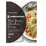 Weight Watchers Gournet Menu Thai Green Chicken Curry 340g