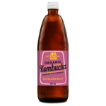 Lo Bros Passionfruit Organic Kombucha 750ml
