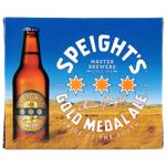 Speight's Gold Medal Ale Bottles 12pk