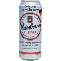 Paderborner Pilsner single can 500ml