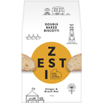 Tasman Bay Ginger & Brazil Nut Biscotti 150g