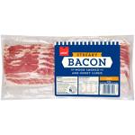 Pams Smoked Streaky Bacon 250g