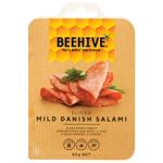 Beehive Sliced Mild Danish Salami 80g