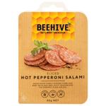 Beehive Sliced Hot Pepperoni Salami 80g