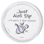 Just Hummus Aioli Dip 160g