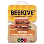 Beehive Shaved Lemon Pepper Ham 100g
