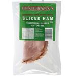 Hendersons Sliced Ham 200g
