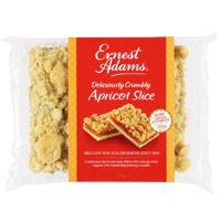 Ernest Adams Apricot Slice 350g