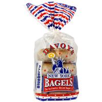 New York Bagels Blueberry Bagels 4ea