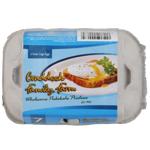 Craddock Family Farms Cage Size 7 Eggs 6ea