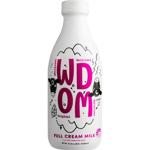Wdom Uht Milk Full Cream 800ml